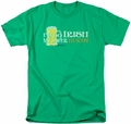 Ireland t-shirt So Irish mens kelly green