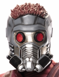 Star Lord adult 3/4 mask Guardians of the Galaxy