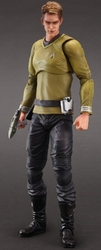 Star Trek Captain Kirk action figure Play Arts KAI pre-order