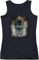 Star Trek juniors tank top Darkness Harrison black