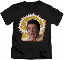 Star Trek kids t-shirt Khaaaaaan black