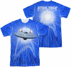 Star Trek mens full sublimation t-shirt All She's Got