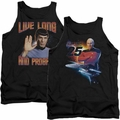 Star Trek mens tank tops