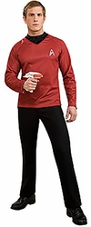 Star Trek Movie Deluxe Engineering Adult Costume