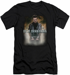 Star Trek Movie slim-fit t-shirt Darkness Harrison mens black