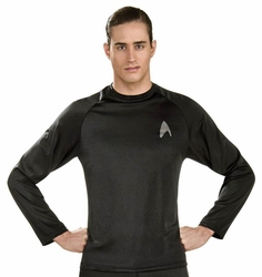 Star Trek Off-Duty Uniform adult costume