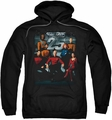 Star Trek pull-over hoodie 25th Anniversary Crew adult black
