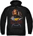 Star Trek pull-over hoodie Good Day To Die adult black