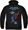 Star Trek pull-over hoodie Search For Spock adult black