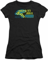 Star Trek Quogs juniors t-shirt Just A Phase black