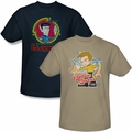 Star Trek QUOGS t-shirts