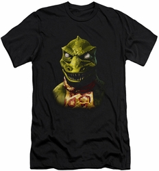 Star Trek slim-fit t-shirt Gorn Bust mens black
