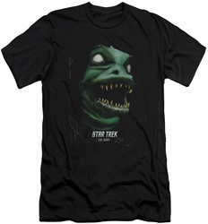 Star Trek slim-fit t-shirt The Gorn mens black