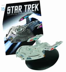 Star Trek Starships Collection Figurine Magazine #15 USS Equinox NCC-72381