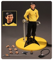 Star Trek Sulu 1:12 Collective Action Figure
