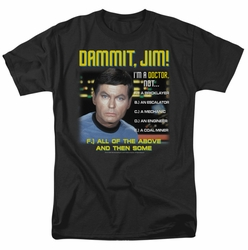Star Trek t-shirt All Of The Above mens black