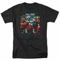 Star Trek t-shirt Crew TNG 25 mens black
