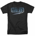 Star Trek t-shirt TNG 25 Enterprise mens black