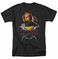 Star Trek t-shirt TNG 25 Good Day to Die mens black