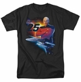 Star Trek t-shirt TNG 25th Anniversary mens black