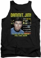 Star Trek tank top All Of The Above mens black