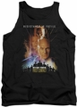 Star Trek tank top First Contact(Movie) mens black