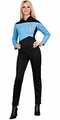 Star Trek TNG Deluxe Science Officer Ladies Costume