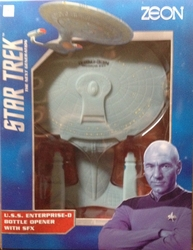 Star Trek Next Generation Enterprise Bottle Opener With Sounds Underground Toys
