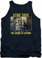 Star Trek TOS tank top The Squire Of Gothos mens navy
