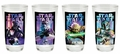 Star Wars 4 pc. 16 oz. Glass Set