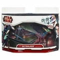 Star Wars Anakin Skywalker and Can-Cell action figure vehicle