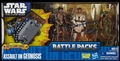 Star Wars Assault on Geonosis Action Figure Battle Pack set