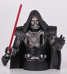 Star Wars Darth Malgus Mini-Bust