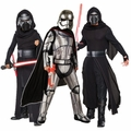 Star Wars Episode VII The Force Awakens Costumes and Accessories