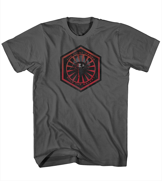 Star Wars Episode Vii The Force Awakens T Shirt The New Fear First