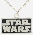 Star Wars Logo Pendant