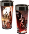 Star Wars The Force Awakens 16 oz. Plastic Travel Mug