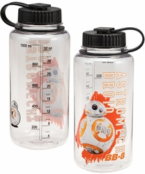 Star Wars The Force Awakens BB-8 32 oz. Tritan Water Bottle pre-order