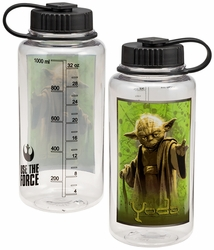 Star Wars Yoda 32 oz. Tritan Water Bottle pre-order