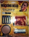 Step by Step The Walking Dead deluxe makeup kit