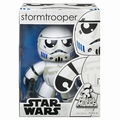 Stormtrooper Mighty Muggs Star Wars vinyl figure *bad box*