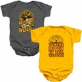 Sun Records baby snapsuits