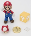 Super Mario Brothers action figure S.H.Figuarts