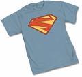 Supergirl 52 Symbol mens t-shirt