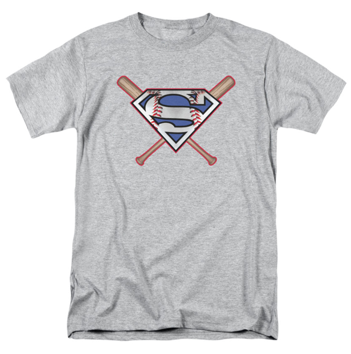 Sports Baseball Basketball Football Golf Soccer Softball Tennis & Racquet Sports Volleyball Snow Sports Water Sports. Superman Shirts. invalid category id. Superman Shirts. Superman (DC Comics) Mens T-Shirt - Color Hero In Front of Grayscale Villians. Product Image. Price $