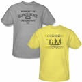 Taxi TV Show t-shirts