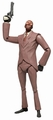 Team Fortress Series 3 Red Spy action figure