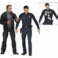 Terminator Genisys 7-inch action figure set of 2