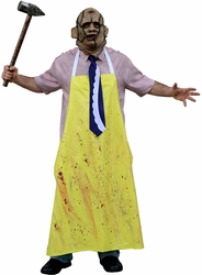 Texas Chainsaw Massacre Leatherface adult costume