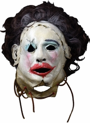 Texas Chainsaw Massacre Leatherface Pretty Woman mask